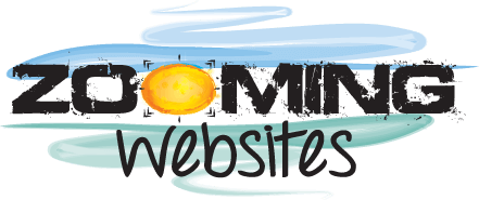 Zooming Websites logo